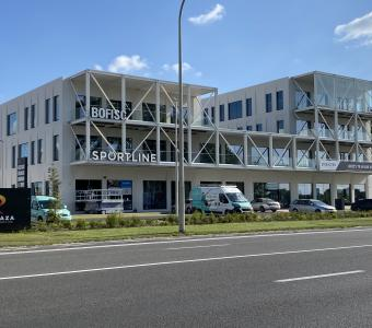 Nieuwbouw kantoor ca. 434m² in R. Plaza Roeselare T8800-20115-B2.2