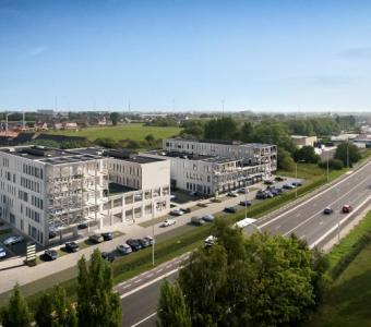 Nieuwbouwproject R. Plaza in Roeselare T8800-17100-NBW
