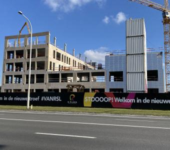Nieuwbouw kantoor ca. 225m² in R. Plaza Roeselare T8800-20115-BLOKA-TH-A2.2