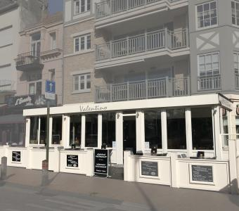 Horecapand (ca 140m²) in Blankenberge. T8000-K0996
