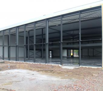 Kantoor of showroom te huur in Harelbeke T8500-19132