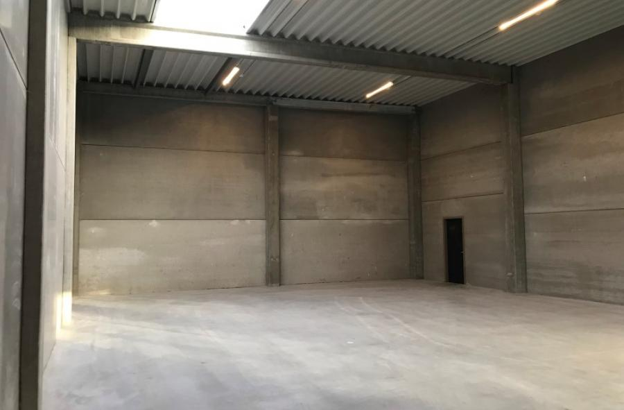 Nieuwbouw loods op centrale ligging T8800-19003-TH